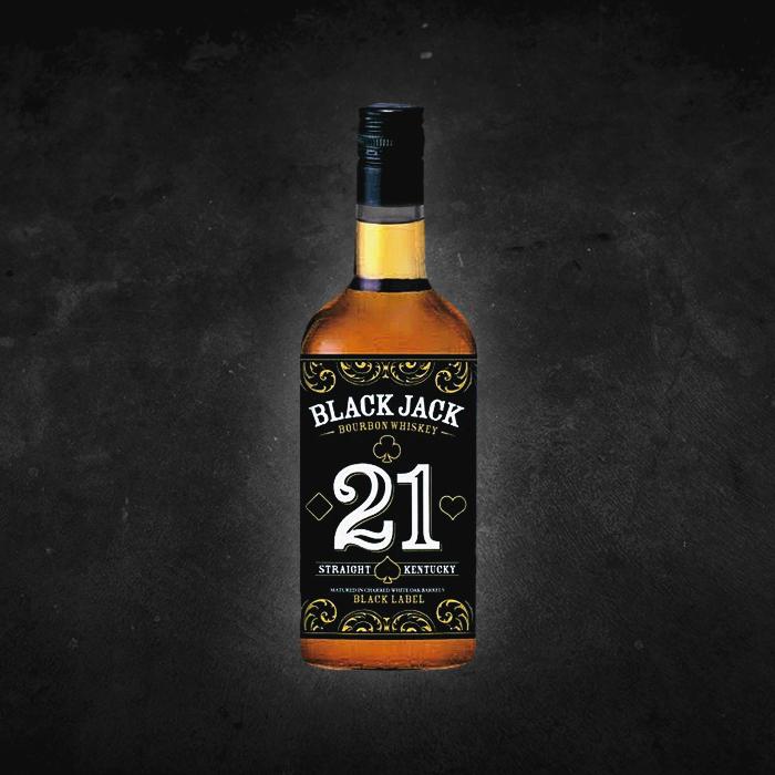 Matiz Pombalina Cocktail Bar - Bourbon Black Jack 21