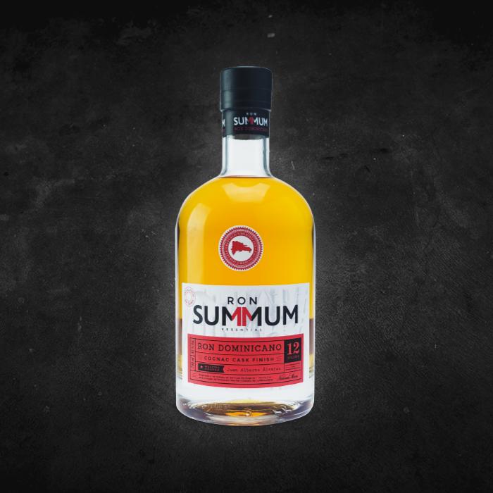 Matiz Pombalina Cocktail Bar - Summum Rum Gognac Finish