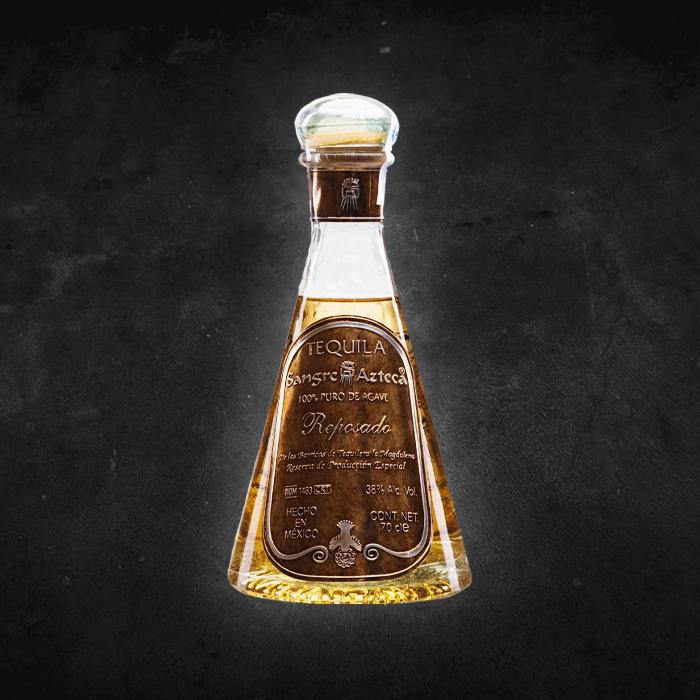 Matiz Pombalina Cocktail Bar - Tequila Sangre Azteca Reposado