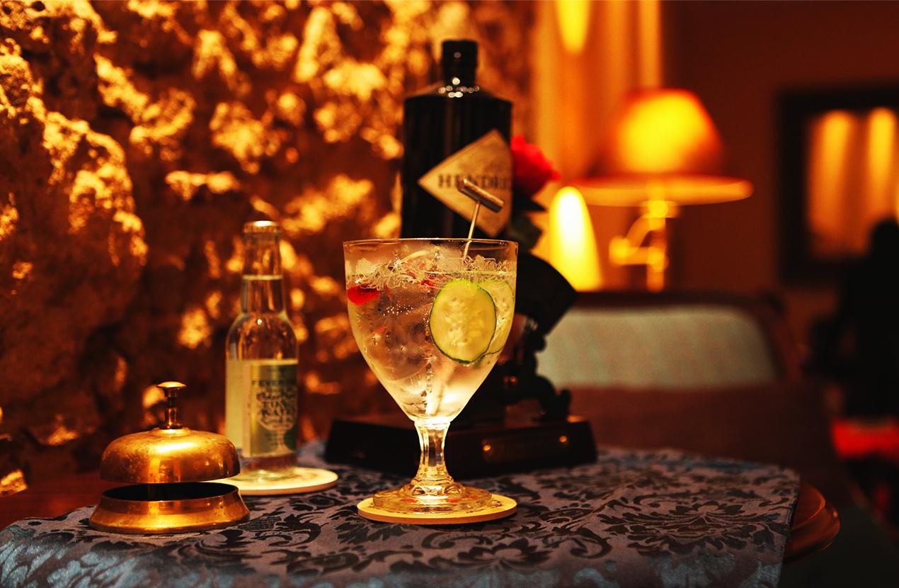 Matiz Pombalina Cocktail Bar - Gin Tonico 2