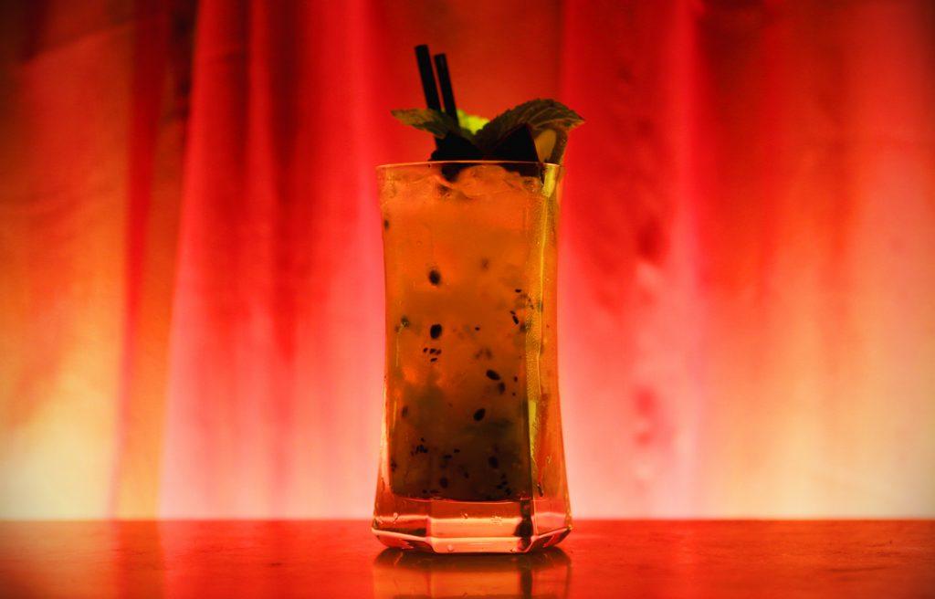 Matiz Pombalina Cocktail Bar - Cocktail frutos