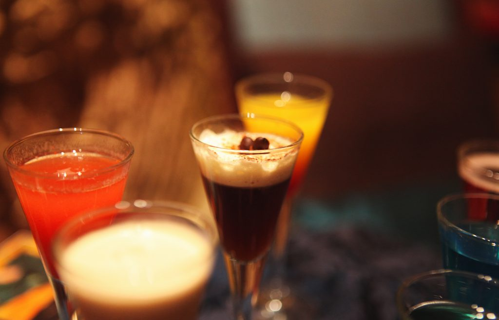 Matiz Pombalina Cocktail Bar - Degustação cocktails