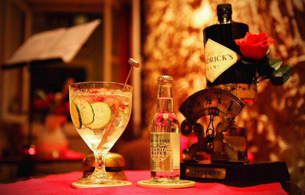 Matiz Pombalina Cocktail Bar - Gin Tonic 3