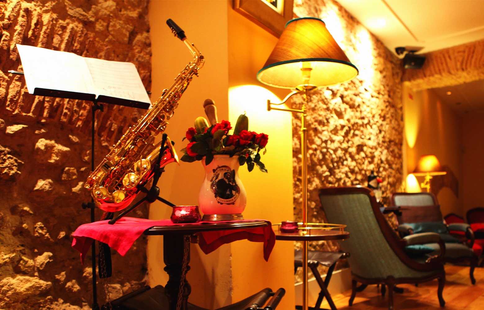 Matiz Pombalina Cocktail Bar - SAXOPHONE
