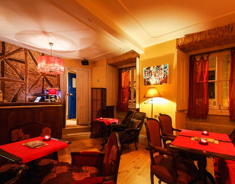 Matiz Pombalina Cocktail Bar- Perspective