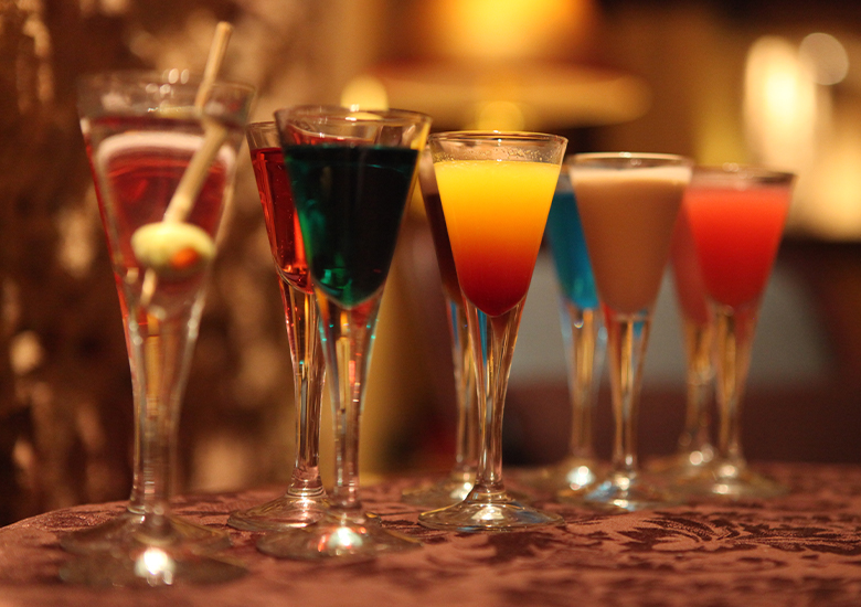 Matiz Pombalina Bar - Degustação Cocktails