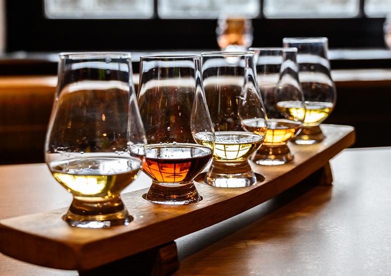 Matiz Pombalina bar - Whisky