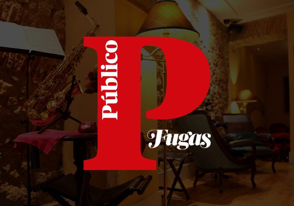 Revista Publico Fugas Logo