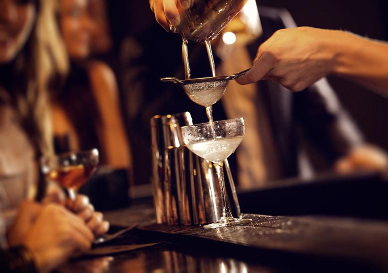 Matiz Pombalina Cocktail Bar - Gin Cocktails