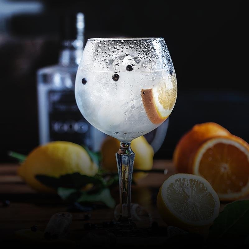 Matiz Pombalina Cocktail Bar - Gin 5